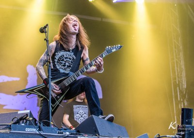 CHILDREN OF BODOM – RockHarz 2016