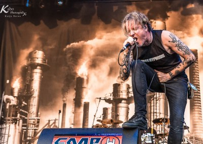 FEAR FACTORY – Reload Festival 2016