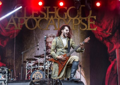 FLESHGOD APOCALYPSE – MetalDays 2016