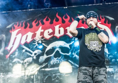 HATEBREED – With Full Force 2016