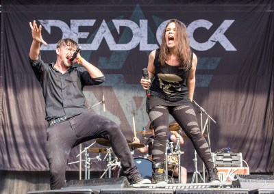 DEADLOCK – MetalDays 2015