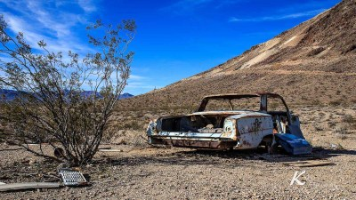Death Valley und Las Vegas, Nevada, Deat Valley, bottle house, Rhyolite, Geisterstadt, wandering rocks, Landschaften, Fotografie, kabo photografix