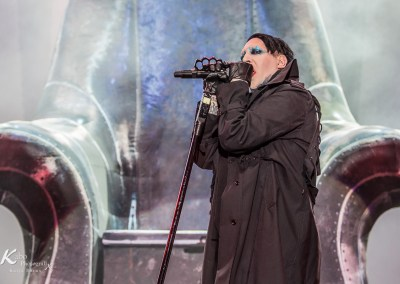 MARILYN MANSON – MetalDays 2017