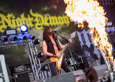 NIGHT DEMON – Party.San Open Air 2019