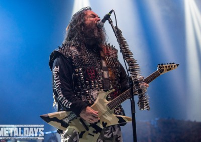 SOULFLY – MetalDays 2018
