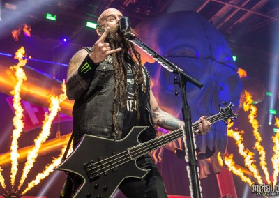 FIVE FINGER DEATH PUNCH – Alsterdorfer Sporthalle Hamburg – 04.02.2020