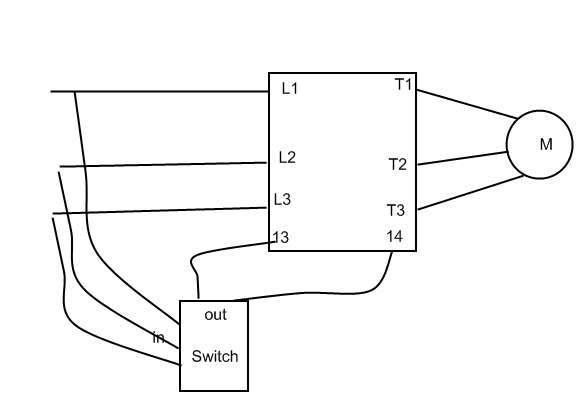 ☑ 3 way switch wiring 3 vfd byp contactor wiring diagram hd