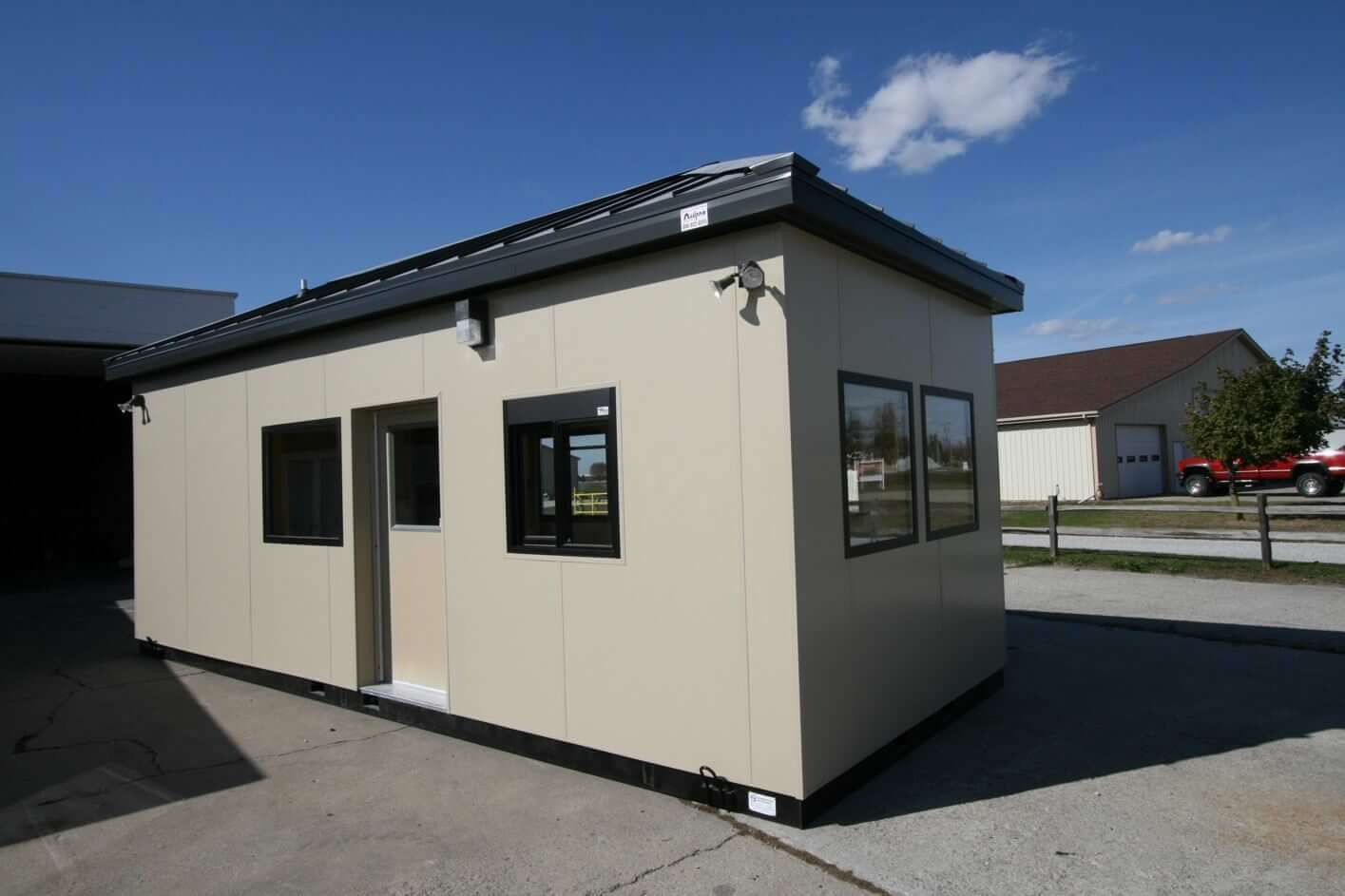 Guard Shacks Booths Amp Security Houses Kabtech Corp