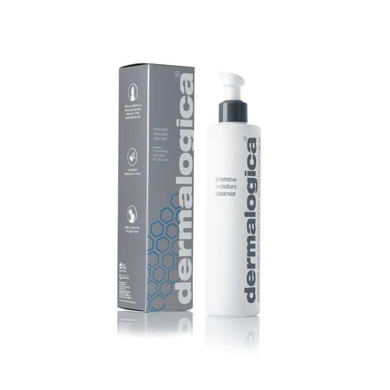 Dermalogica Intensive Moisture Cleanser 295ml kabuki hair