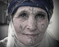 Le Tatouage Chez La Femme Berbere Kabyleuniversel Com