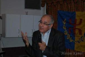 Le poète kabyle Arab Sekhi