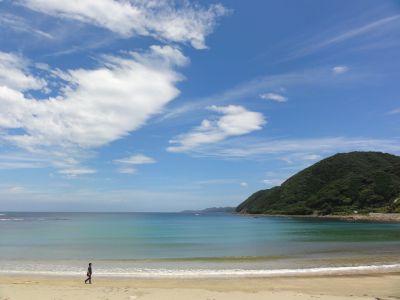 井口浜海水浴場