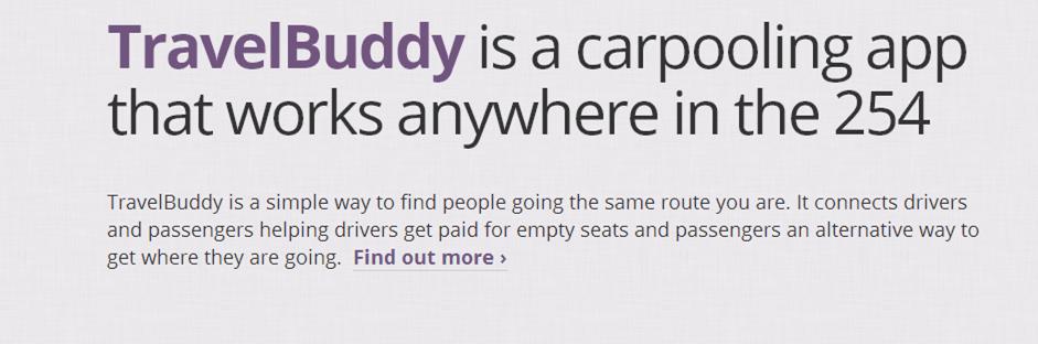 Travel Buddy