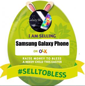 #selltobless