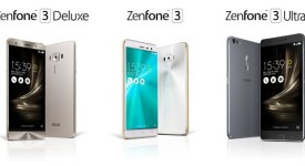 Complete ASUS ZenFone 3 Family