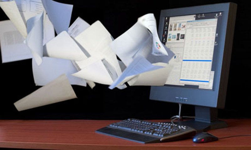paperless office research paper There are several reasons given to explain the elusive paperless office one  reason for increased paper use is that a lot more corporate searching and  research.