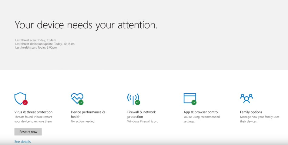 Microsoft to revamp the Windows Defender Security Center in the