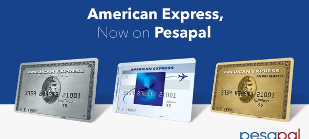 PesaPal American Express