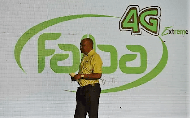 Faiba 4G Internet