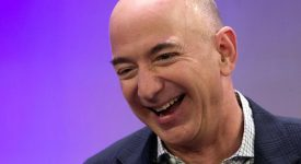 Amazon CEO, Jeff Bezos