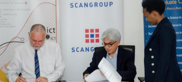 scangroup CEO