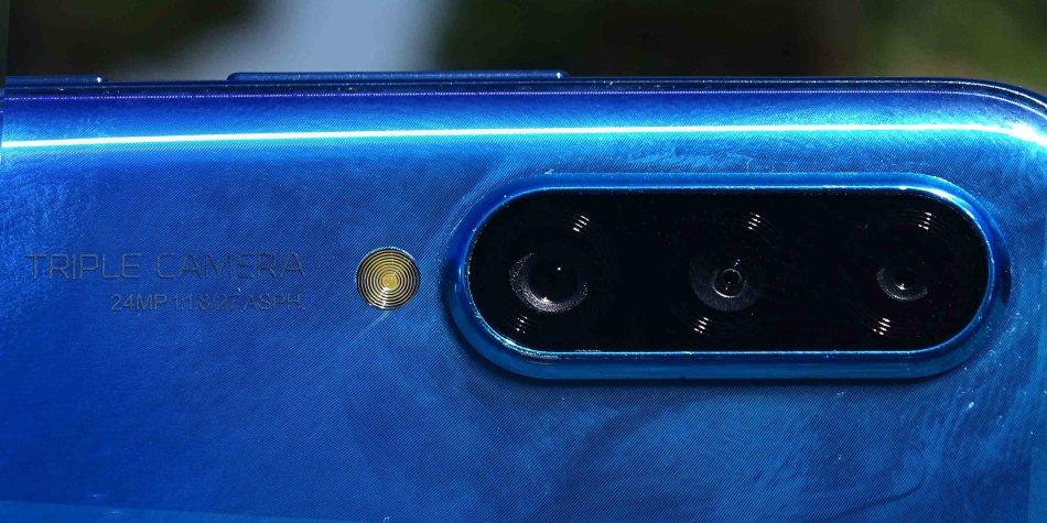 The Huawei P30 Lite Camera
