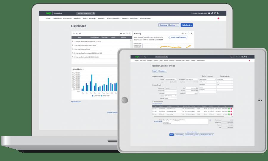 SAGE Cloud Payroll Solution