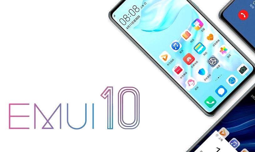 Huawei EMUI10