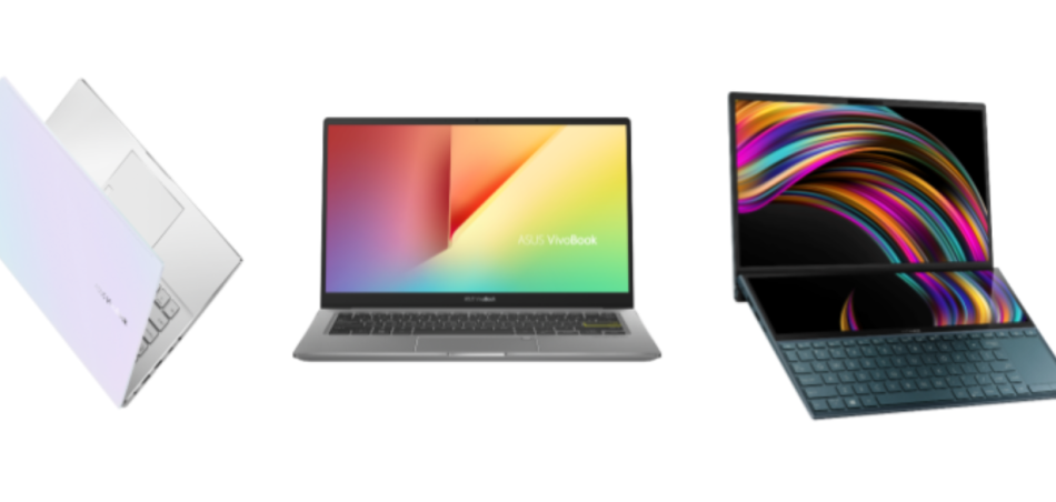 ASUS Vivobook and Zenbook