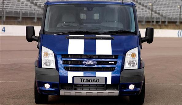 Ford Transit 2009