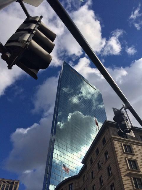 Glass Clouds