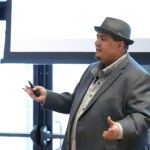 Chris Lema presenting at LoopConf 2018