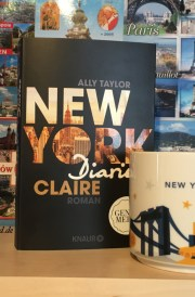 New York Diaries Buchcover
