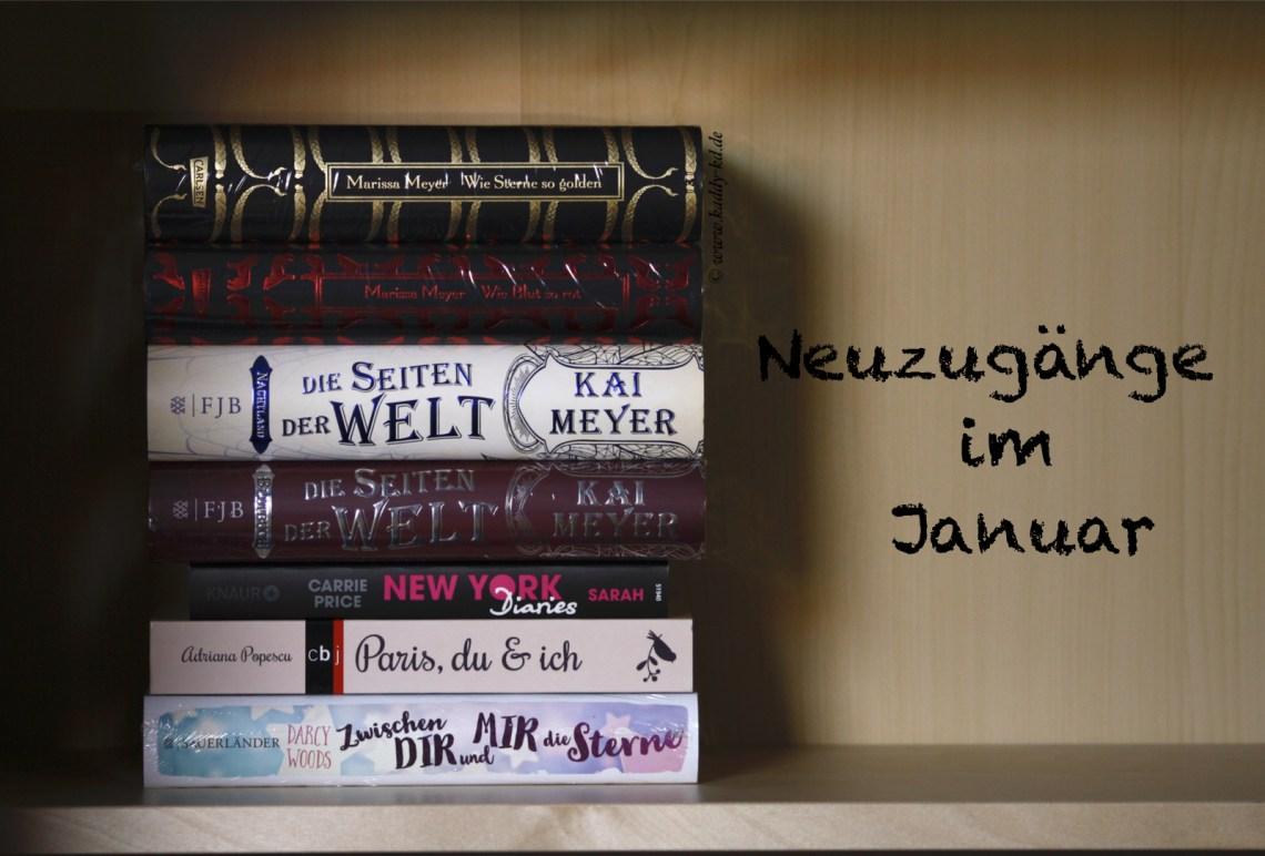 neue Bücher im Januar 2017