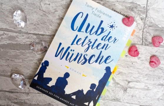 Tammy Fabienne Tiede - Club der letzten Wünsche