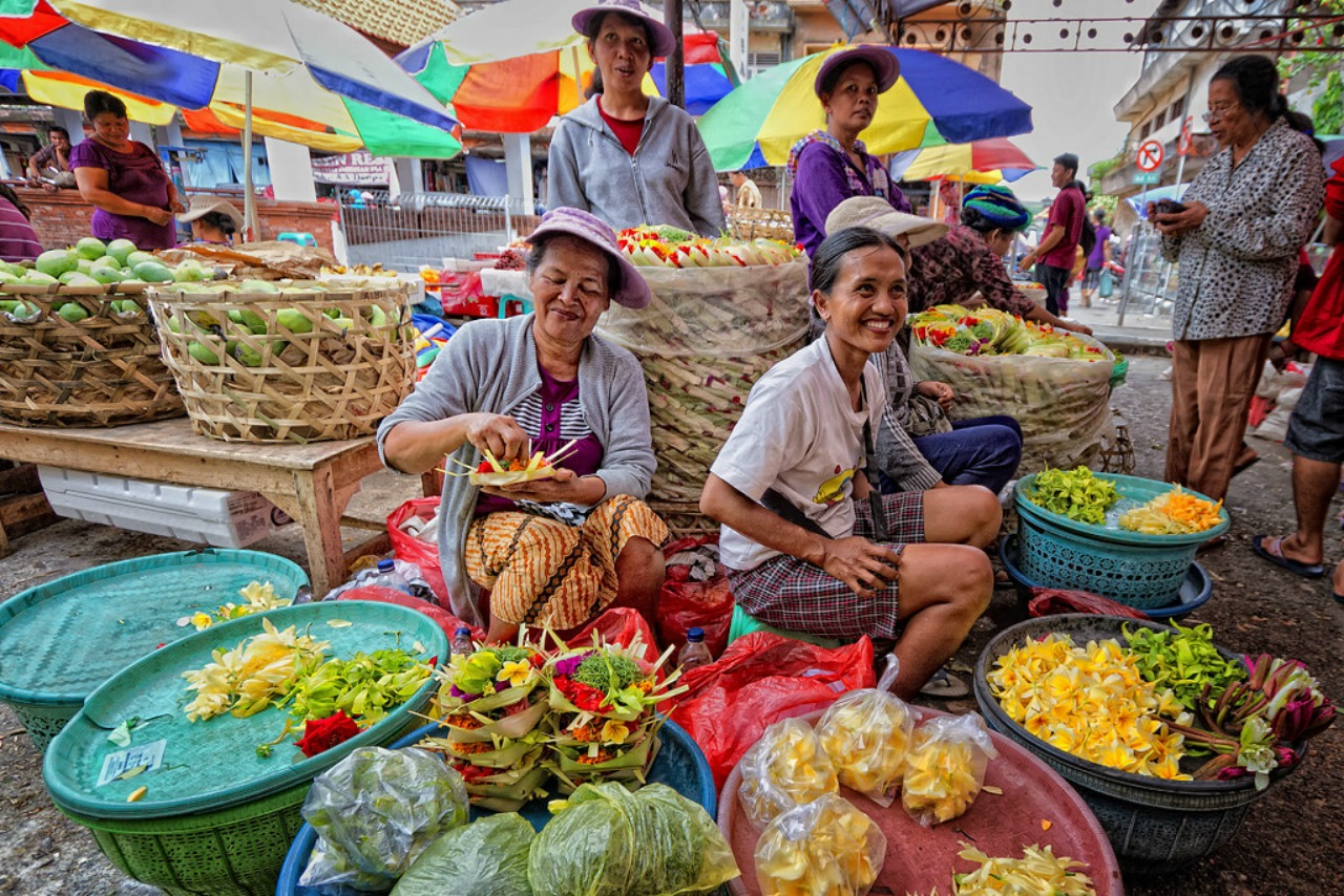 Overview Of All Kadek Local Bali Half Day Tours Balinese Traditional Market Badung