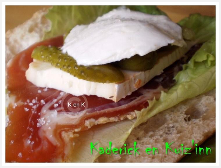 sandwich-pain-fromage-recette