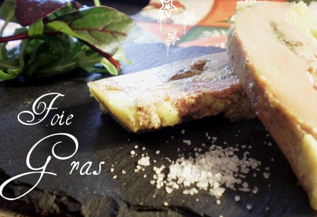 Recette du Foie gras de canard cuit au micro-ondes puis placé en terrine pour les jours de fêtes