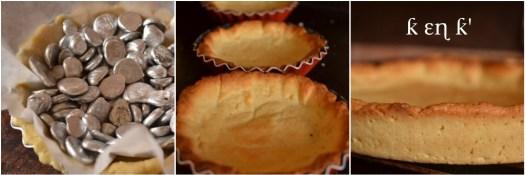 recette pâte sucrée pour la tarte citron meringuée