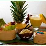 recette du bento destination polynésie française