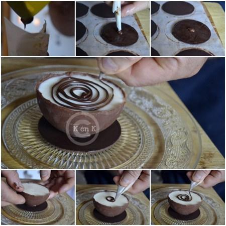 sphère-dessert-recette-blog-Demi sphere chocolat