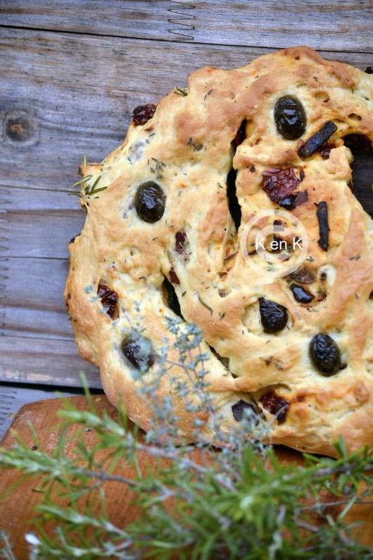 recette provençale-pain-blog-fougasse