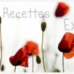 Logo des recettes express salées ou sucrées du blog de ©Kaderick en Kuizinn