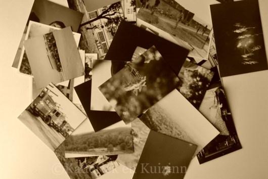 Photos du thème mémoire en sépia pour le Projet 52