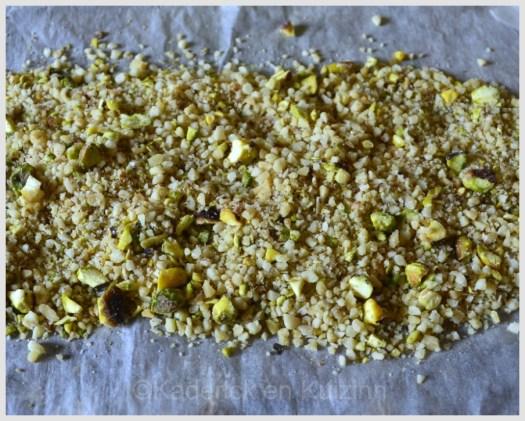 Cuisine bio-Poudre de fruits secs, amandes, noix, pistaches, noisettes Culino Versions