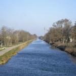 Photo du Canal du Midi en perspective pour le projet 52 de vivre la photo