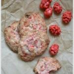 Présentation des Cookies aux pralines roses pour un dessert très girly
