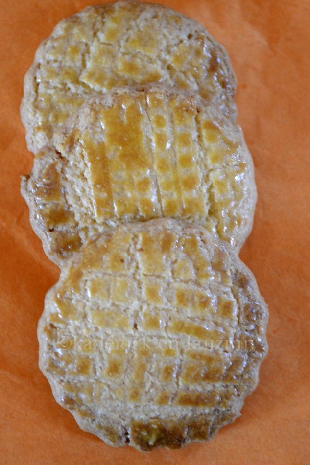 Trois galettes bretonne au beurre pour le thème du projet 52 pour vivre la photo