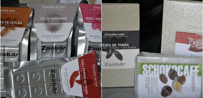 Partenariat chocolat - produits Zaabär nouveau partenariat chocolatier Belge, tablette de chocolat avec des épices ou piments