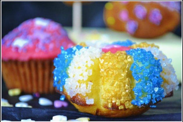 Partenariat Silikomart - Recette madeleines pop's à la vanille